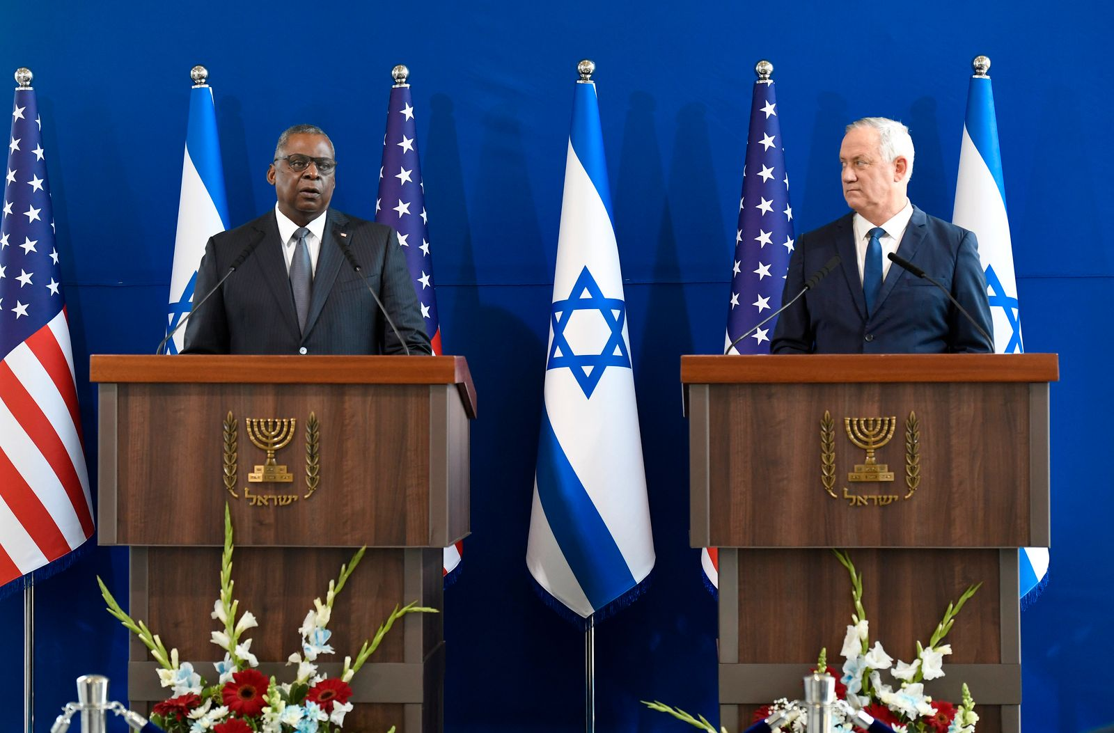 US-Verteidigungsminister Austin besucht Israel