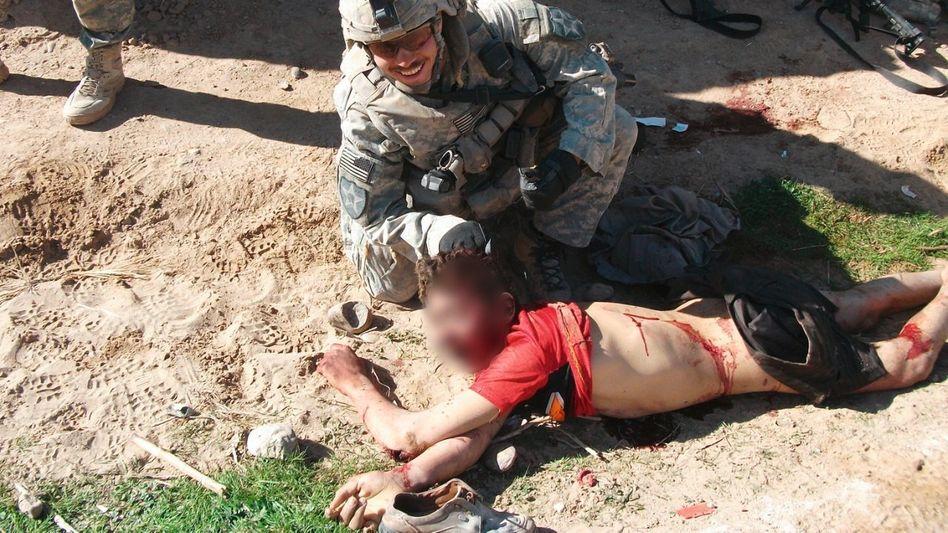 Kill-Team-Mitglied Morlock, Opfer (der am 15. Januar 2010 getöteten Bauernsohn Gul Mudin)