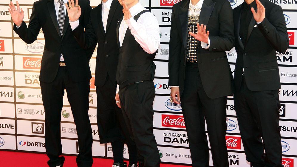 Boygroup Big Bang: Big in Japan und dem Rest Asiens