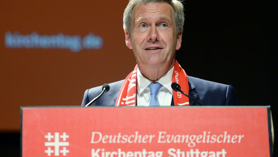 """Christian Wulff in Stuttgart: """"Hüten wir uns vor Hybris"""""""