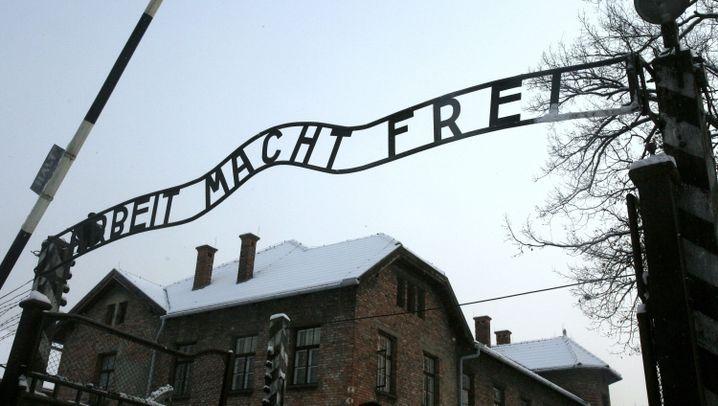 Auschwitz: Ermittlungen zu gestohlenem Schriftzug