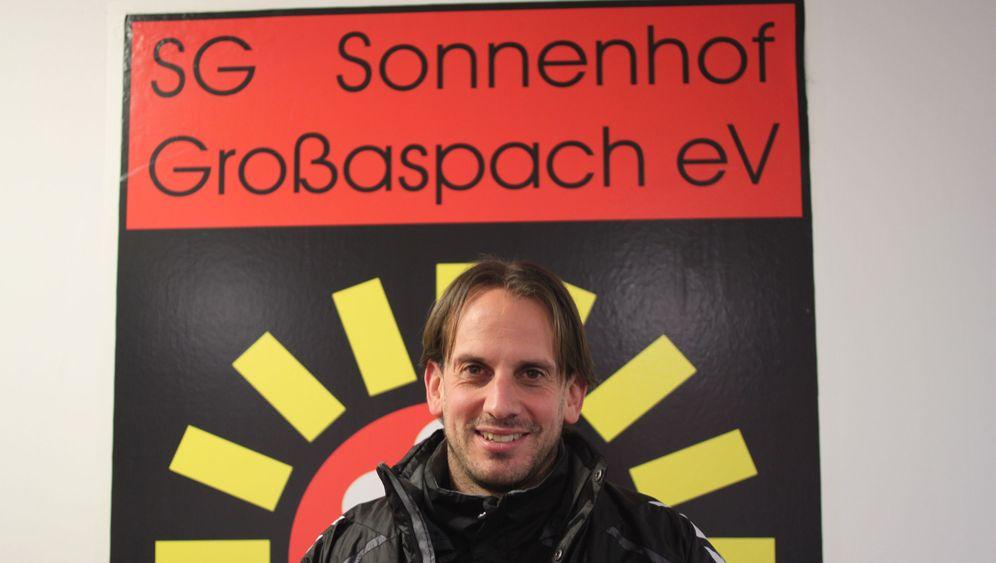 SGS Großaspach: Ein Star, eine Blockhütte