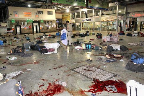 The Mumbai attacks of November 2008.