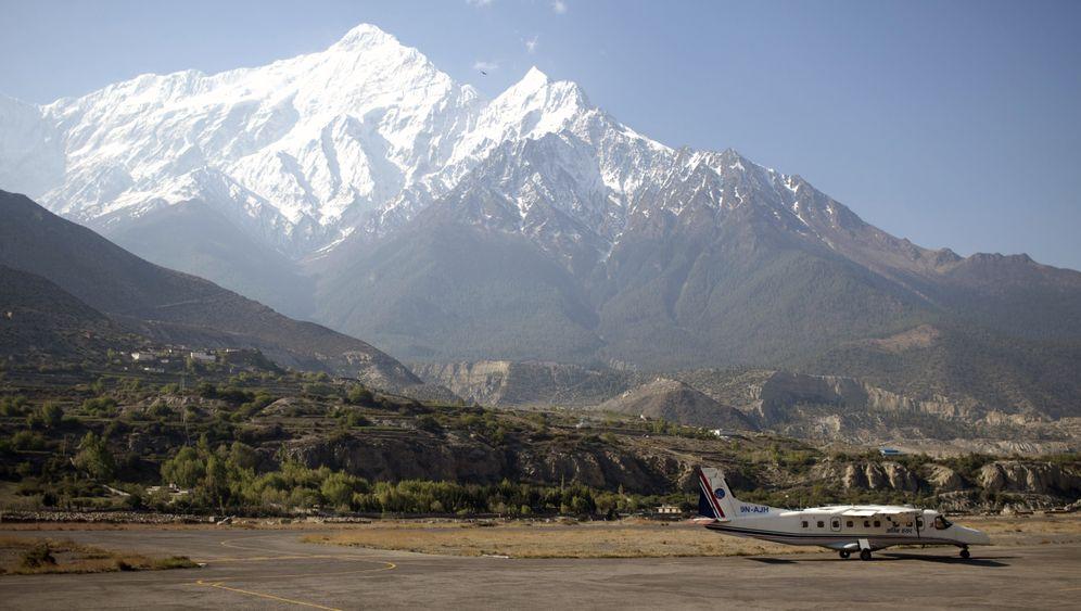 Flugzeugunglück in Nepal: Absturz im Himalaya