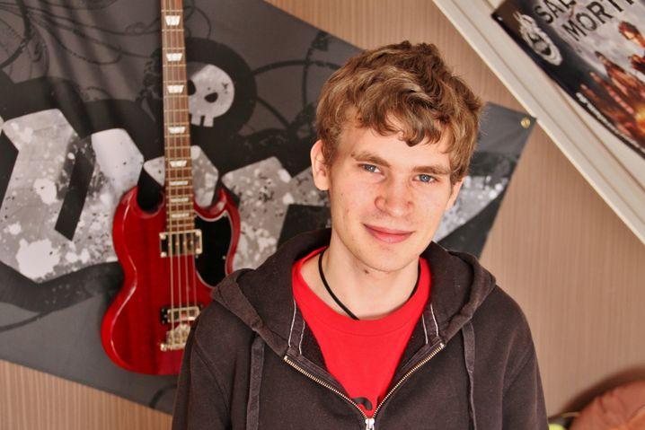 Gymnasiast Tobias und die leistungstechnischen Probleme