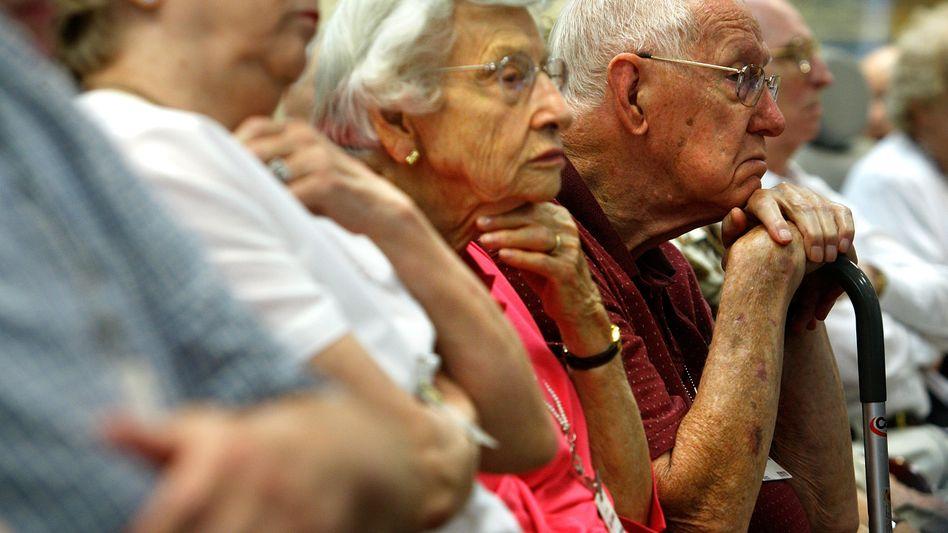 Altenheim: 60 Prozent der Deutschen fürchten, dass im Alter dort hin müssen