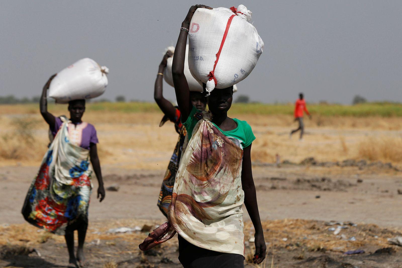 Nimini Südsudan Unity