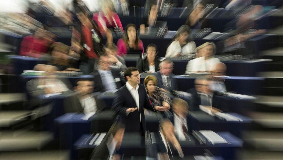 Griechischer Premier Tsipras im EU-Parlament: Welche Vorschläge macht Athen?