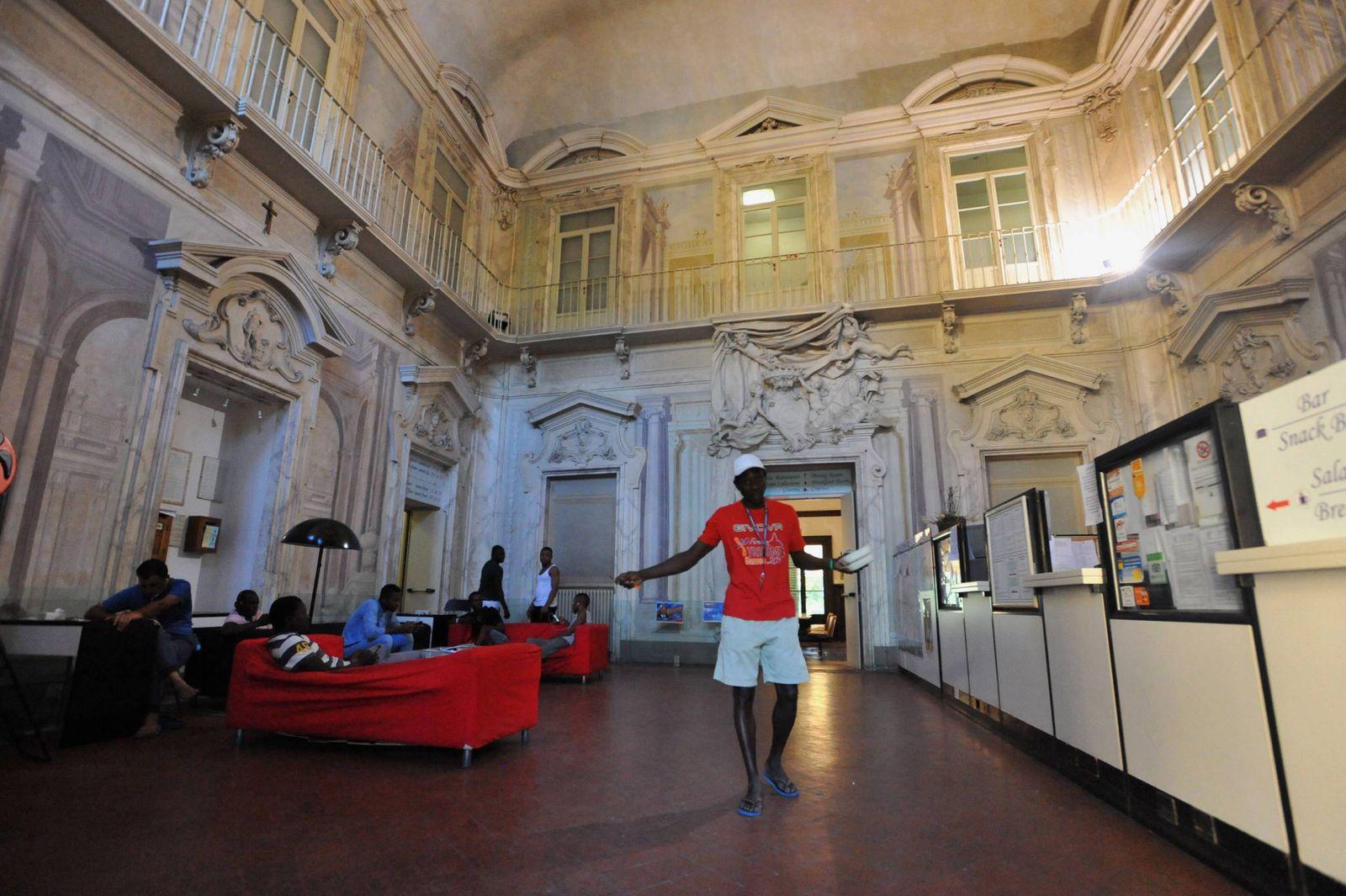 EINMALIGE VERWENDUNG Italien / Florenz / Hostel Villa Camerata