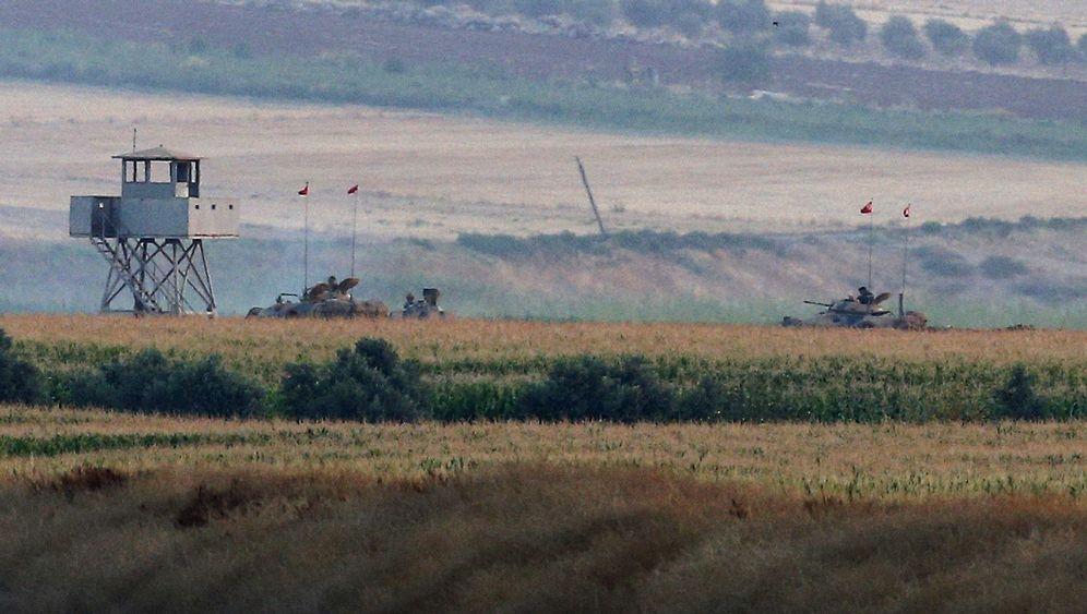 Grenze zu Syrien: Eskalation in der Südtürkei