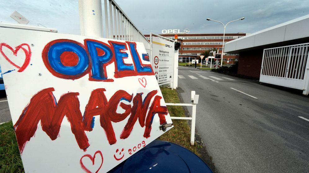 Verhandlungs-Odyssee: Der lange Kampf um Opel