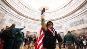 Republikaner blockieren Untersuchung des Sturms auf das Kapitol