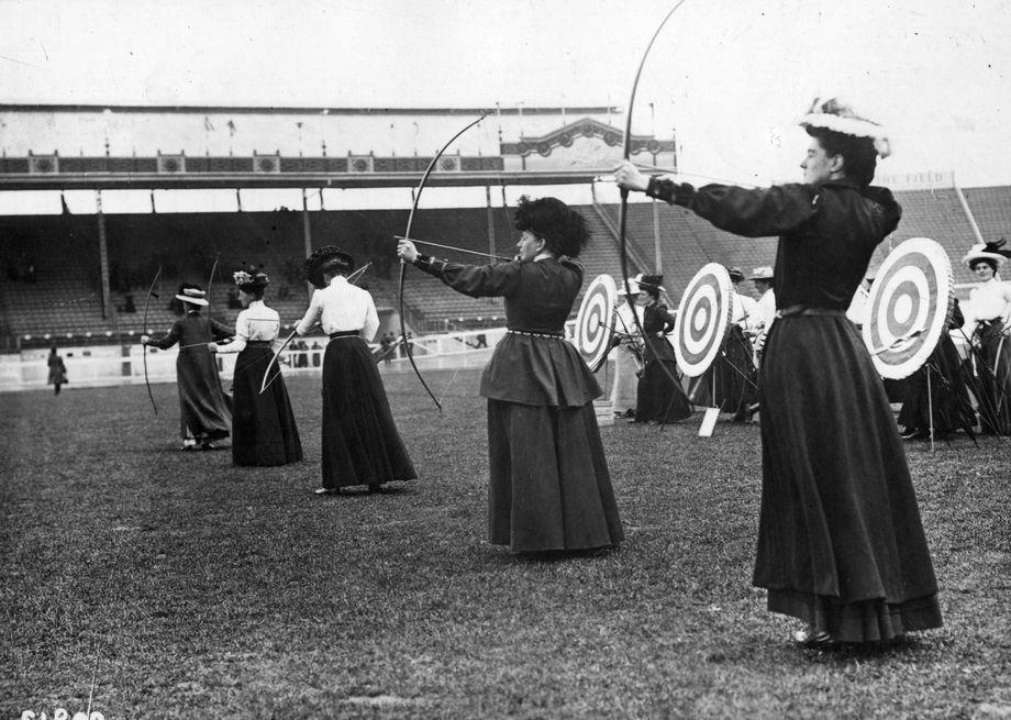 Olympia vor 100 Jahren - DER SPIEGEL