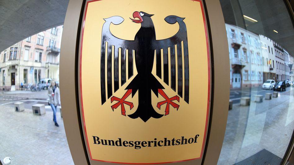 Bundesgerichtshof in Karlsruhe: Massives Bußgeld angedroht