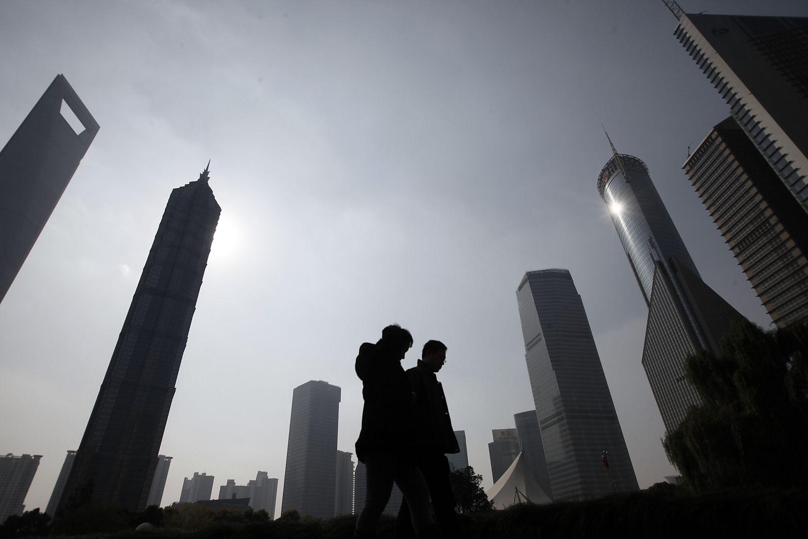 China / Schanghai / Pudong