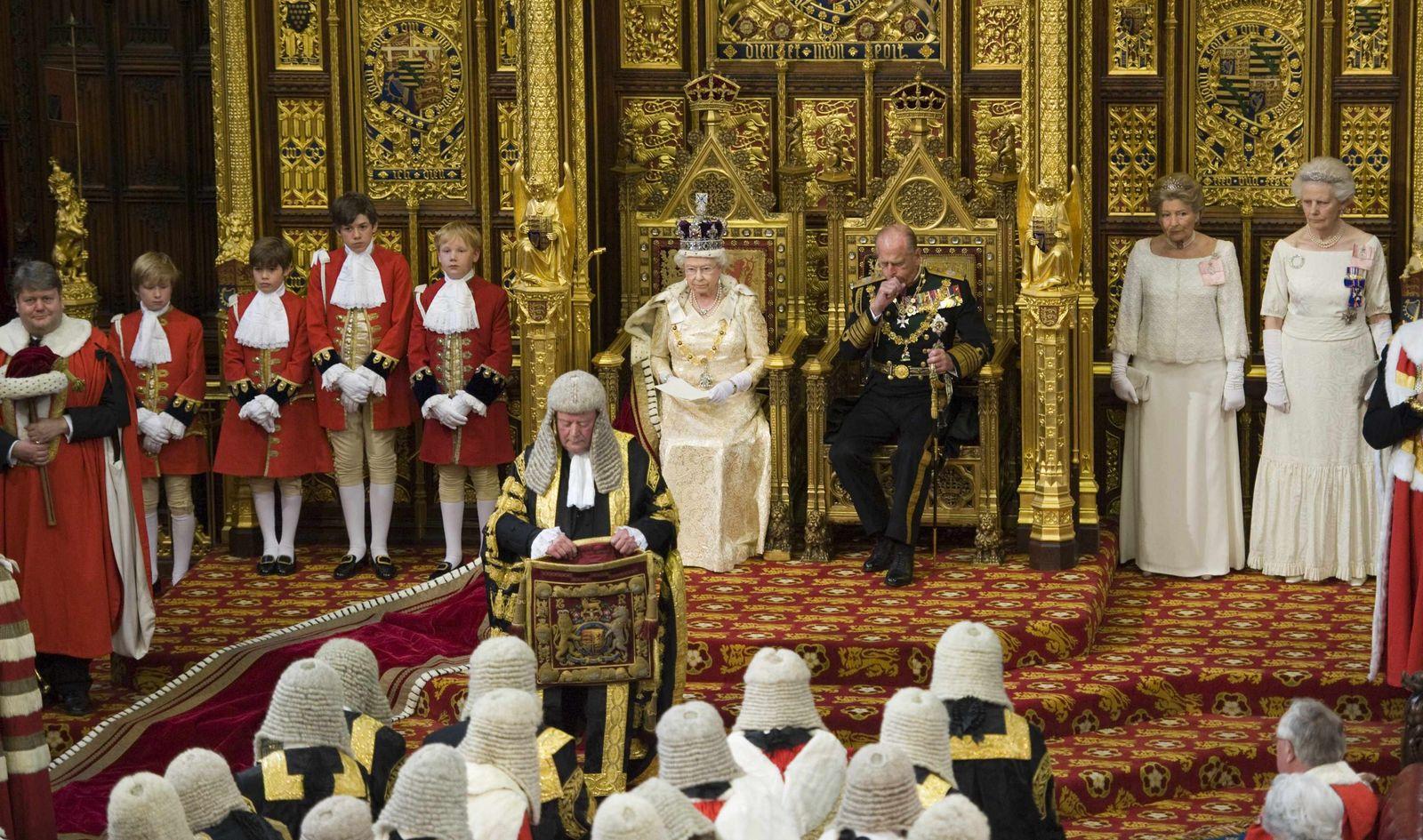 Großbritannien Queen