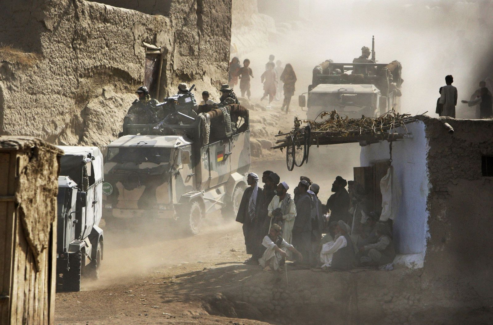 Afghanistan Kunduz bundeswehr