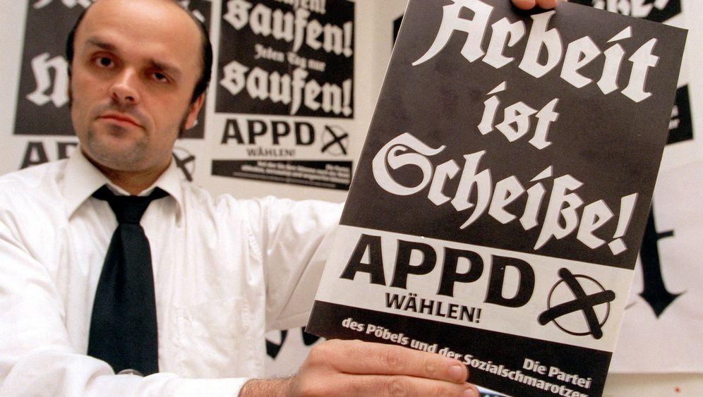 Spaßpartei APPD: Als Punks in der Politik mitmischten