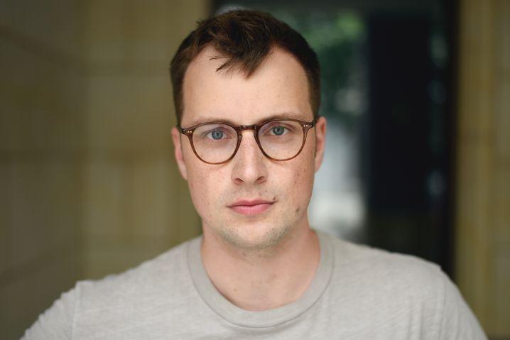 Buchautor Nichelmann: Nachwendekind, geboren '89