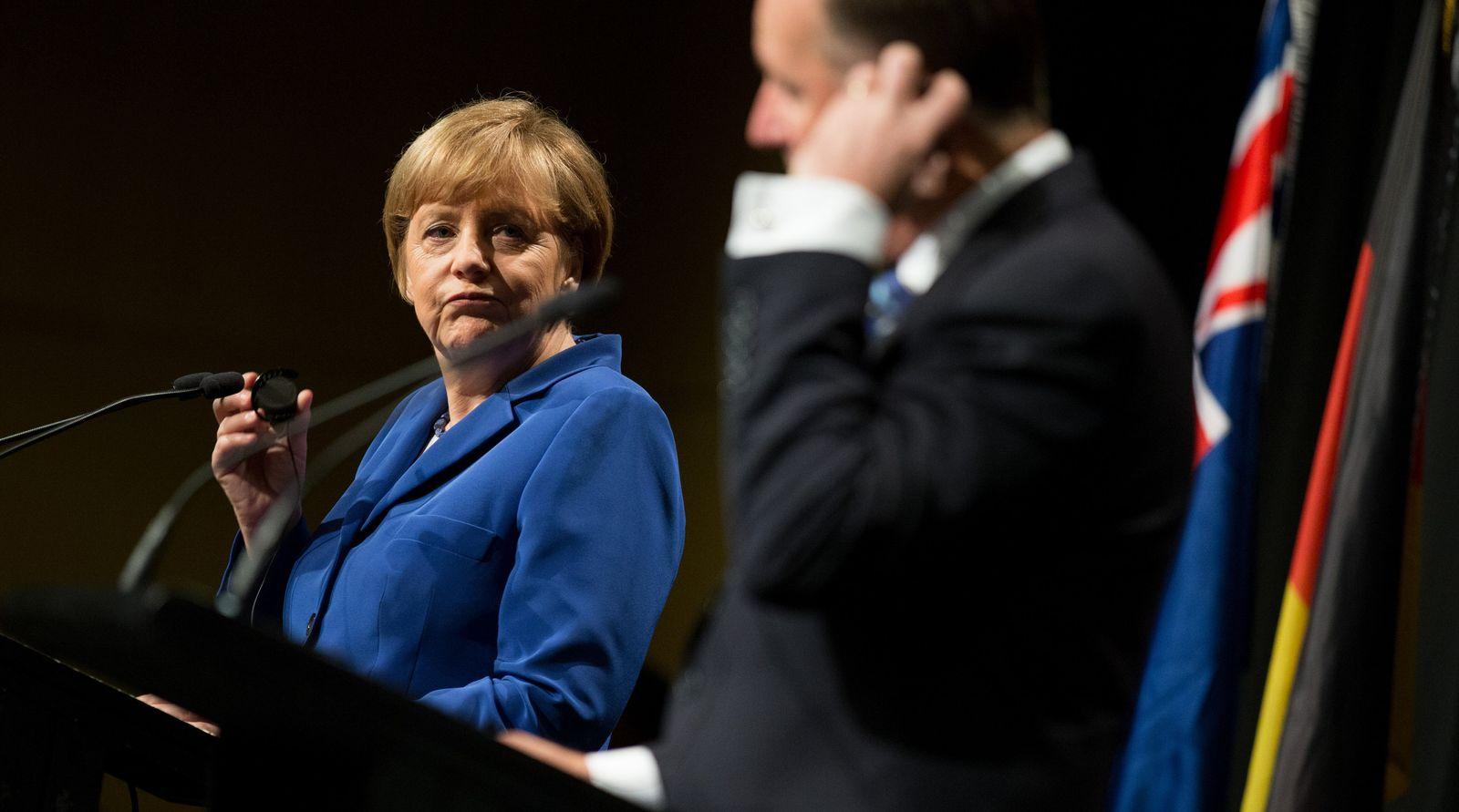 G20/ Brisbane/ Angela Merkel