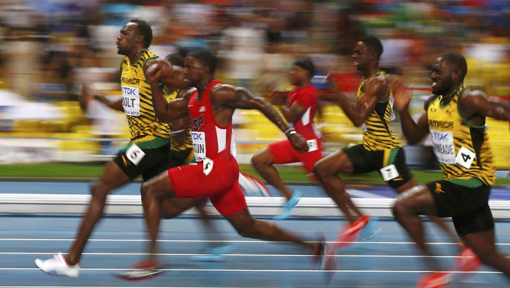 Leichtathletik-WM: Bolts erster Streich