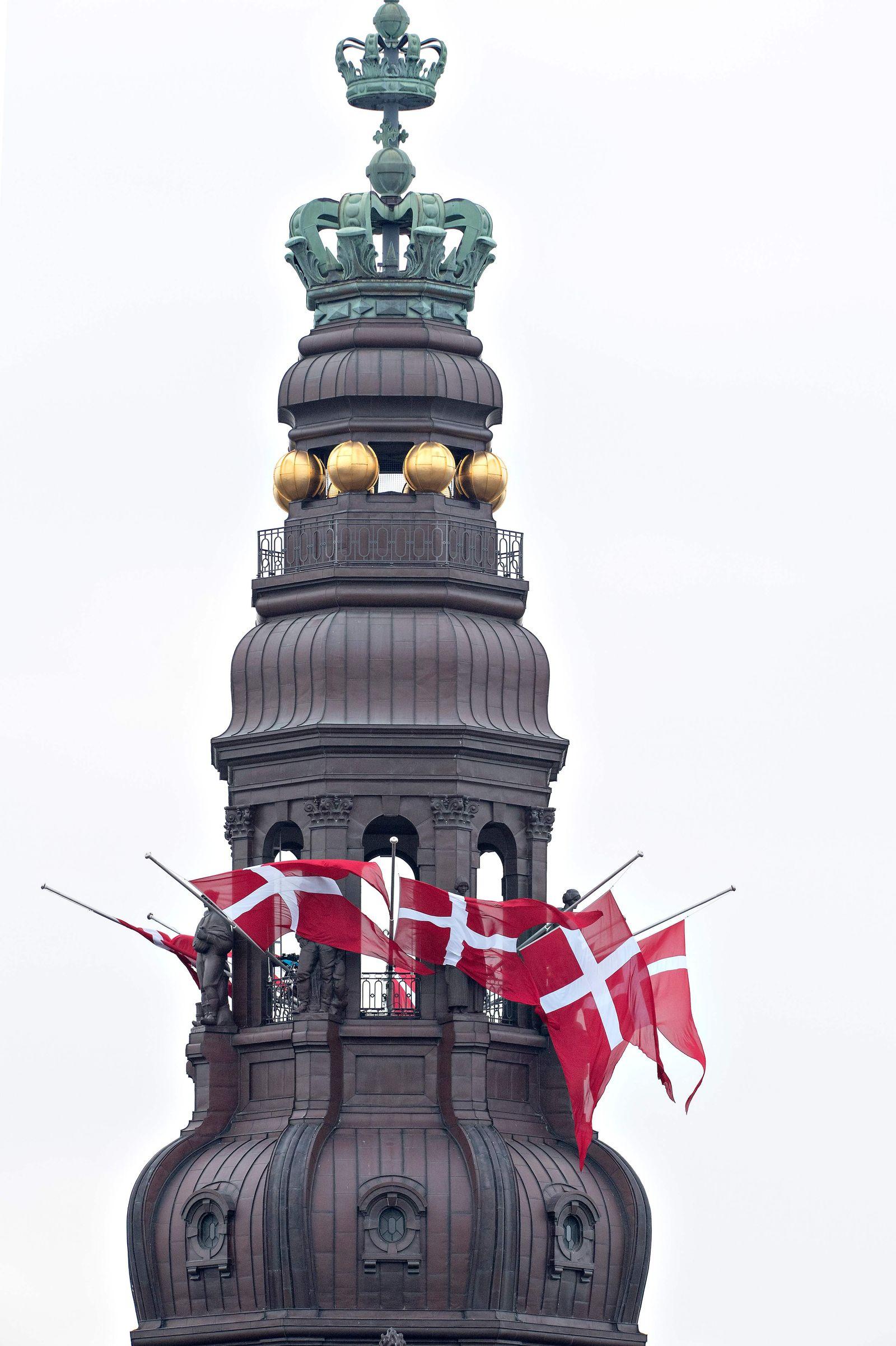Dänemark/ Prinz Henrik Beisetzung
