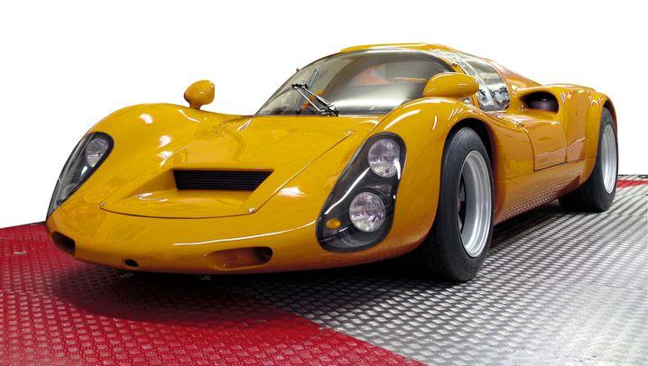 Evex-Porsche 910e: Endlich auf der Straße