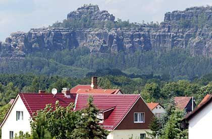 """Reinhardtsdorf-Schöna: """"Wir sind friedlich"""""""