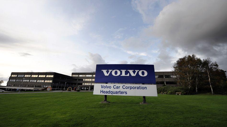 Volvo-Zentrale in Göteborg: Für zwei Milliarden an die Chinesen verkauft