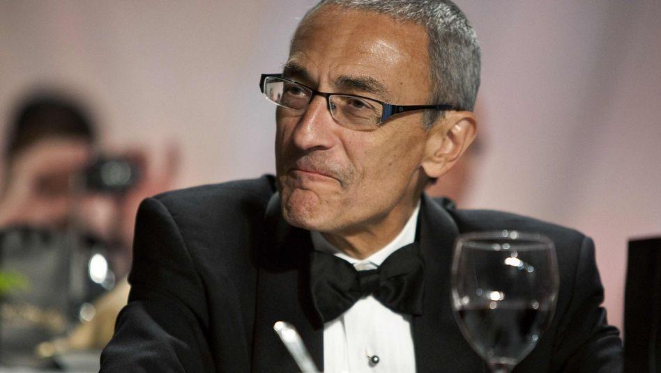 Berater John Podesta: Ex-Stabschef von Clinton soll Obama aus Umfragetief holen