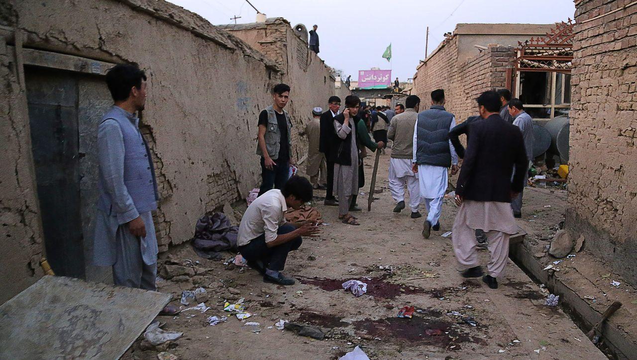 Afghanistan: Mindestens 18 Tote nach Selbstmordanschlag in Kabul - DER SPIEGEL (DER SPIEGEL)