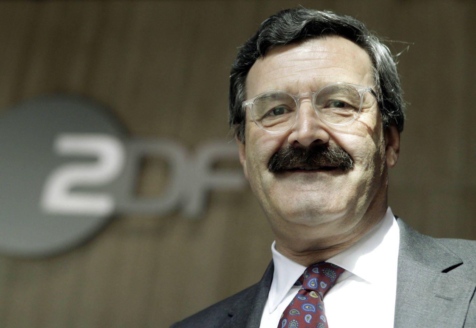 NICHT VERWENDEN Nikolaus Brender / ZDF-Chefredakteur