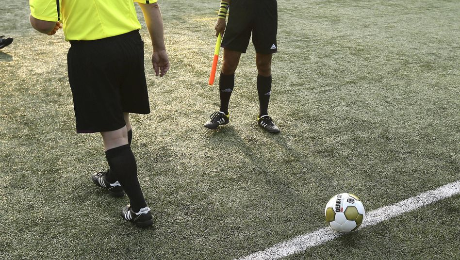 Schiedsrichter (Symbolfoto)