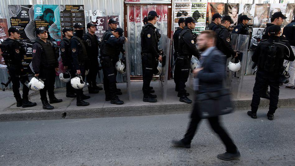Festnahmen in der Türkei (Symbolbild)
