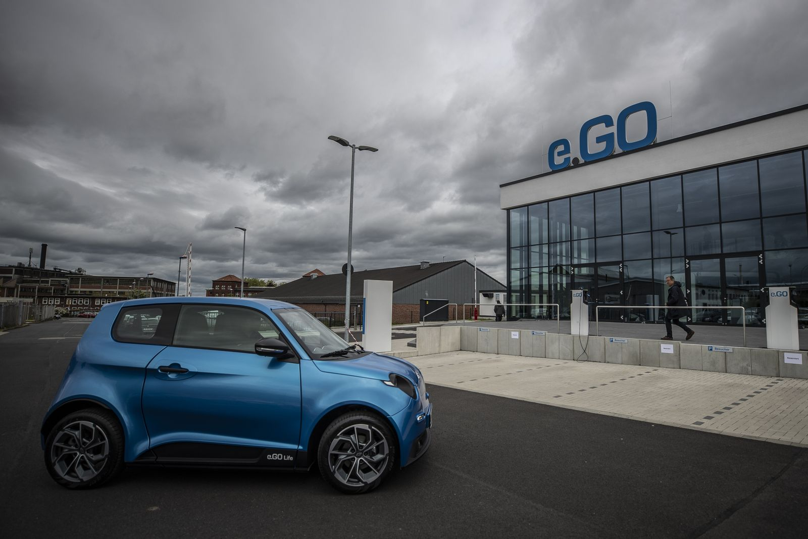 e.GO Mobile Delivers First e.GO Life Electric Cars From Aachen Assembly Plant