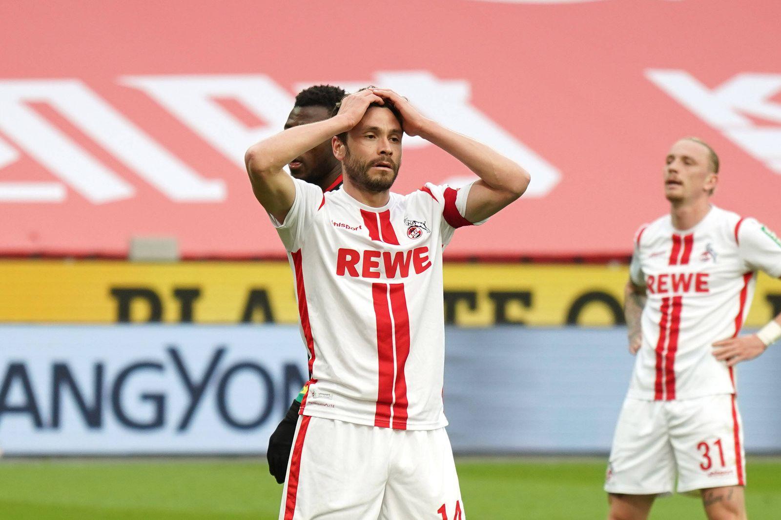 Fussball , 1.BL. Saison 2020/2021, Corona, Covid-19, Ohne Zuschauer, Geisterspiel, Bayer 04 Leverkusen vs. 1.FC Köln ,