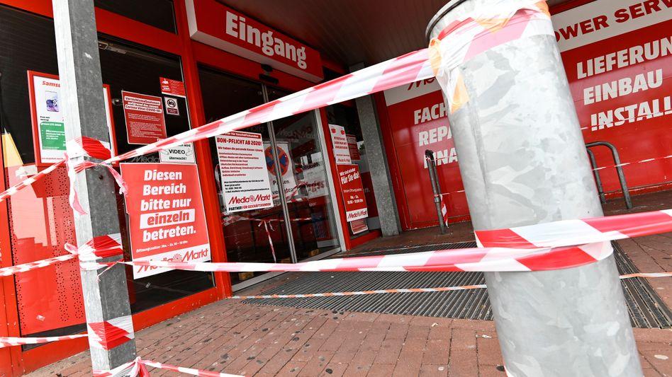 MediaMarkt-Filiale in Mülheim an der Ruhr