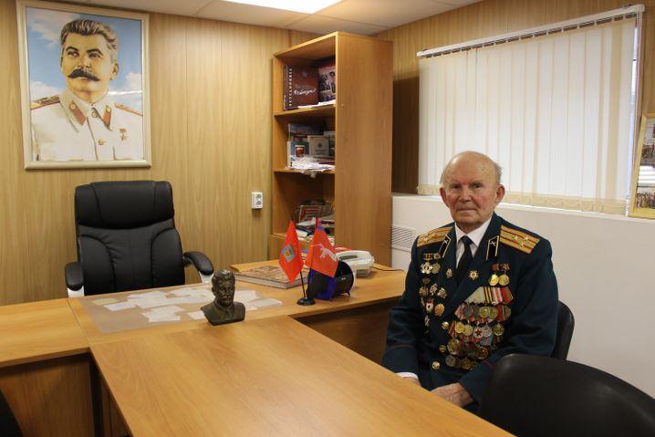 Veteran Kolotuschkin