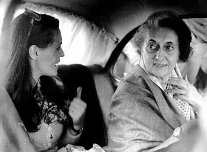 Indira Gandhi: Regieren mit eiserner Hand