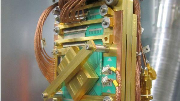 Hardware des D-Wave-Quantencomputers