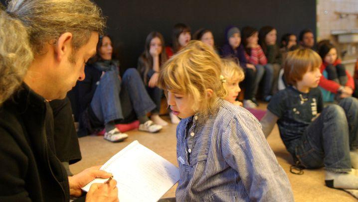 Freie Schule Leipzig: In Socken und per Du