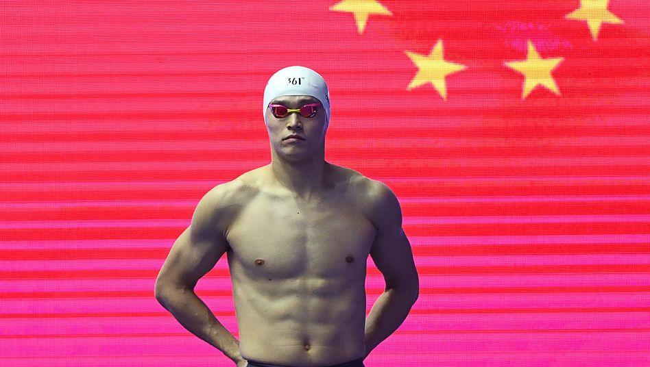 Der Mann mit dem Hammer: Sun Yang