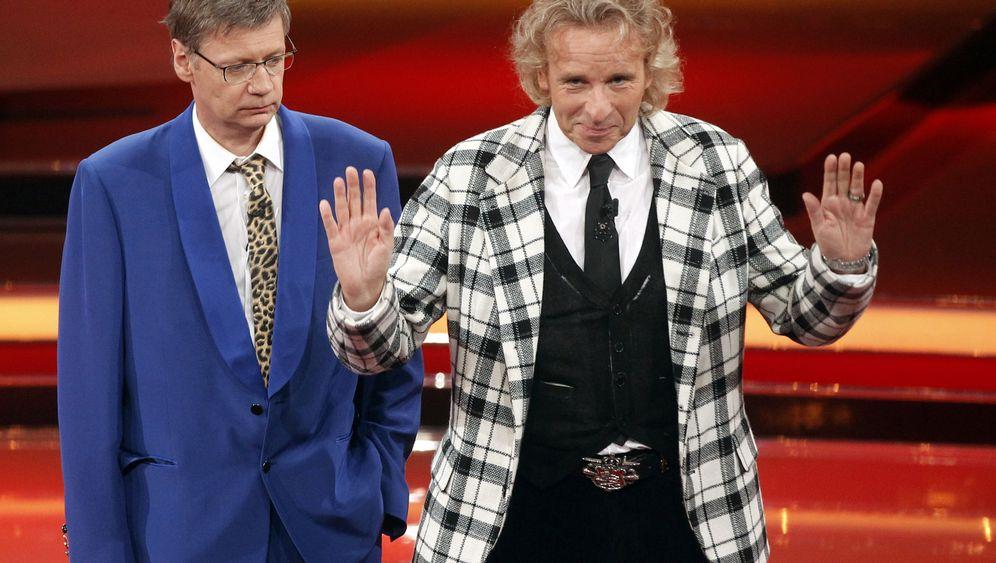 Jauchs RTL-Jahresrückblick: Scheußlicher Anzug, schlechte Moderation