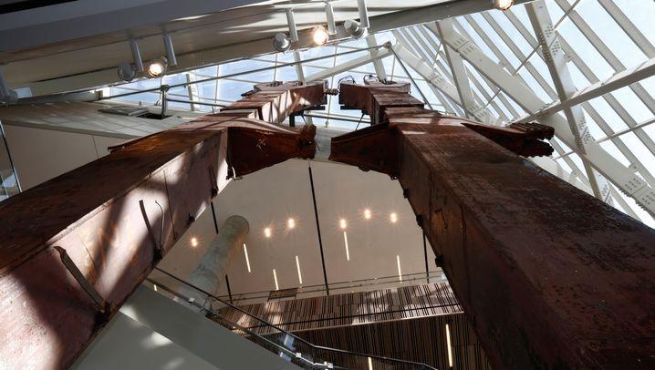 9/11 Memorial Museum: Hinterlassenschaften der Opfer