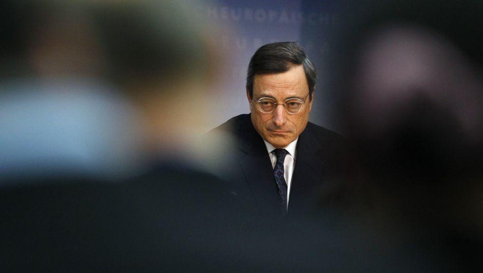 Mario Draghi: Ist er der nächste Mr. Bubble?