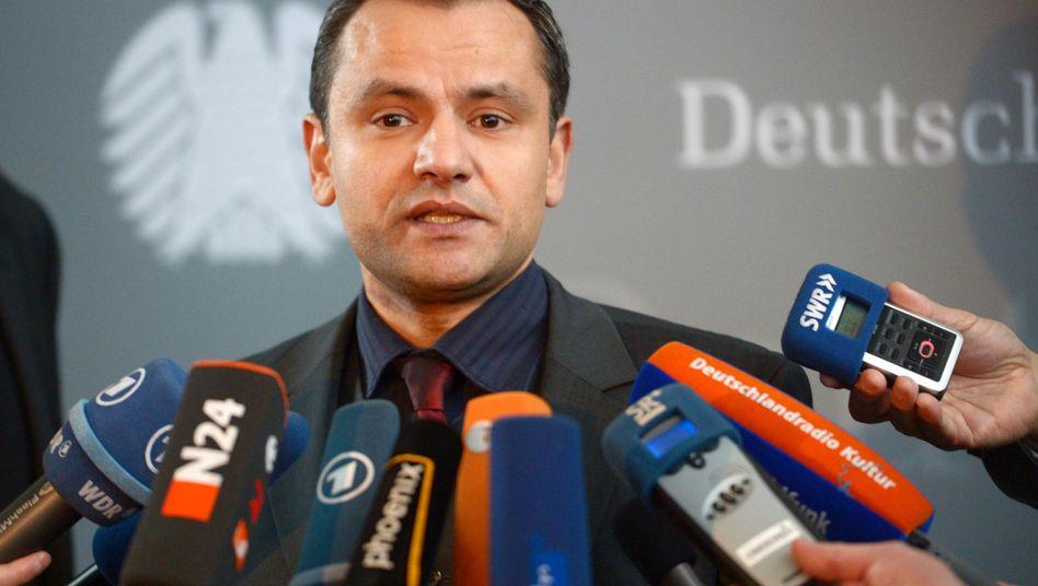 Ex-SPD-Abgeordneter Edathy: Wie geht der Bundestag mit Daten um?