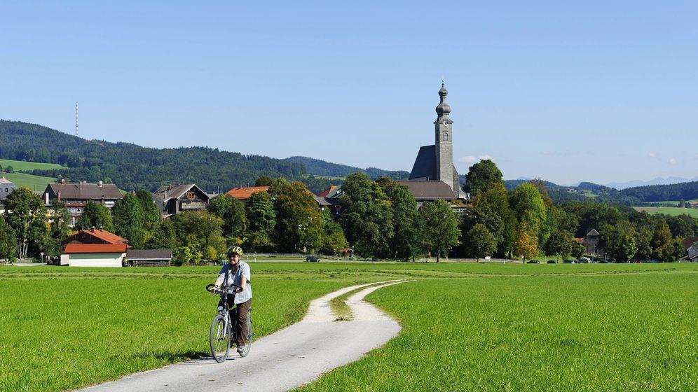 Fahrradurlaub in Deutschland: Strampeln, strahlen, Schulter klopfen