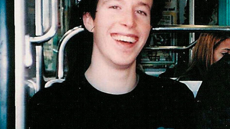 Jeremiah Duggan: Seine Mutter Erica stellte das Foto für die Veröffentlichung zur Verfügung