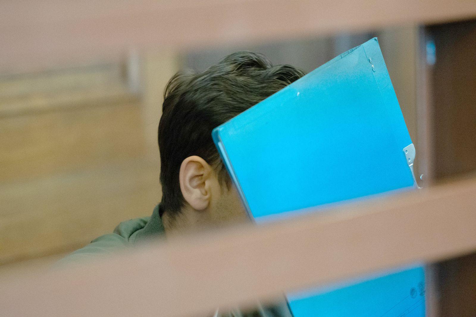 Kippa-Träger mit Gürtel attackiert - Prozess in Berlin