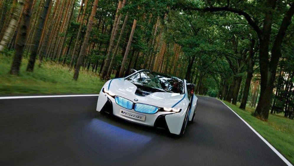 BMW-Studie: Aus Freude am Sparen